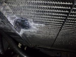 21号ブログ. CRR.レンジローバー .クラシック. ラジエーターの 修理に付いて 冷却系 その1