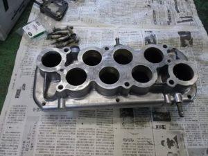 28号ブログ. レンジローバー ・クラシックレンジ・ エンジン不調 整備 その 1 ・スロットル系