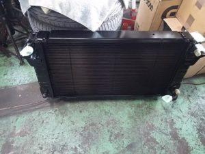 35号ブログ. CRR.レンジローバー.クラシック. ラジエーターの 修理に付いて 冷却系 その2