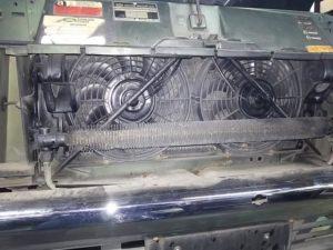 36号ブログ. CRR.レンジローバー.クラシック. オーバーヒートの 修理に付いて 冷却系 その3