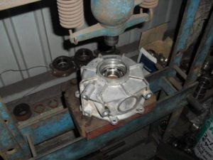 44号ブログ. CRR.レンジローバー・クラシックレンジ・トランスファー・修理・駆動系 その1
