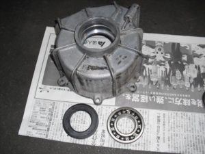 45号ブログ. CRR.レンジローバー・クラシックレンジ・トランスファー・修理・駆動系 その2