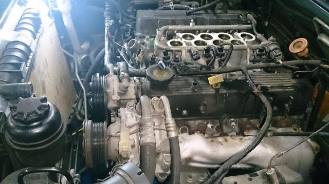 56号ブログ. レンジローバー、クラシック、エンジンオーバーホール修理 その 1