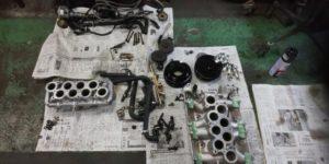57号ブログ. レンジローバー、クラシック、エンジンオーバーホール修理 その 2