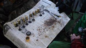 58号ブログ. レンジローバー、クラシック、エンジンオーバーホール修理 その 3