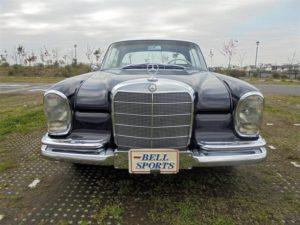 Mercedes-Bentz 300SE W112 クーペ