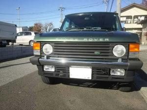 Range Rover Vanden Plus
