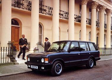 1993 RRC Vogue LSE