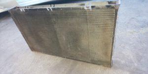 76号ブログ CRR・レンジローバー ラジエーターのオーバーホール 冷却系